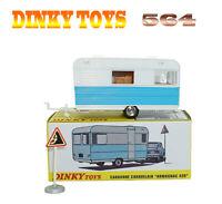 Atlas 1:43 Diecast Dinky Toys 564 CARAVANE CARAUELAIR ARMAGNAC 420 CAR MODEL