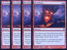 XXX 4x BROWBEAT englisch sorin vs. tibalt (red burn) NM/MINT XXX XXX XXX XXX XXX