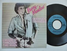 BARRY MANILOW Bermuda triangle 102860  Pressage France  rrr