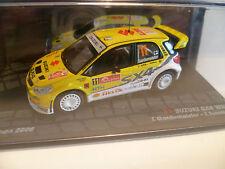 SUZUKI SX4 WRC N°11 T.GARDEMEISTER: RALLYE DE JAPON de 2008 ~  NEUF