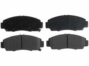 Front Brake Pad Set For 99-10 Acura Honda TSX RL Accord CL TL Civic 3.0L FP43G4