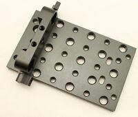 DSLR Tripod Mount Cheese Base Plate Railblock 15mm Rod Rail System 5D2 5D3 Video