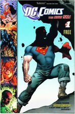 DC THE NEW 52 1 PREVIEW PROMO GIVEAWAY RARE SUPERMAN