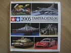 New Tamiya 2005 Catalog Guide Book Rare # 64326 ( English / Spanish Version)