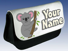 Koala Personalizado Para Damas/Chicas Maquillaje Bolsa/Estuche-Gran Regalo & llamado