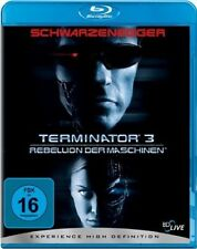 Blu-ray * Terminator 3 - Rebellion der Maschinen * NEU OVP Arnold Schwarzenegger