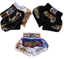 Another Boxer High Quality Muay Thai Shorts MMA Grappling Kick Boxing