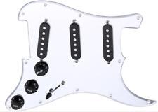 B-stock PICKGUARD loaded STRATOCASTER silver mirror pour guitare STRAT