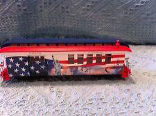 "NOS 2002 SPIRIT OF AMERICA EXPRESS ""LIBERTY & FREEDOM COMBINE CAR"""