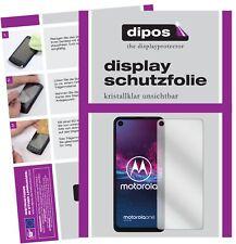 Schutzfolie für Motorola One Action Display Folie klar Displayschutzfolie