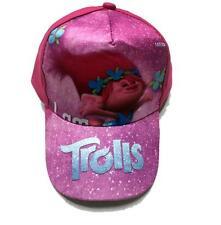 1 pcs trolls mix Baseball Caps Mesh Cap Adjustable Hat For Children gifts t-012