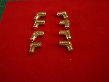 5 Pair Bullet/Barrel Hinges For Small to Medium Boxes