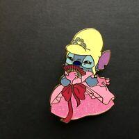 Stitch as Charlotte Lottie La Bouff Princess & Frog LE 100 FANTASY Disney Pin 0