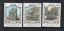 ITALY MNH 1976 SG1503-1505 ITALIAN FOUNTAINS