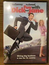 Fun With Dick and Jane - DVD - Very Good pre-owned. With special features.
