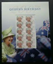 Australia Queen Elizabeth II Birthday 2007 Royal (folder set) MNH *limited