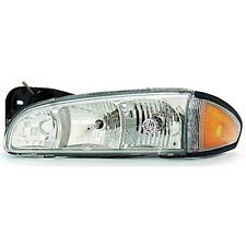 For Pontiac Bonneville 1996-1999 Driver Left Headlight Assembly TYC 20-5416-09