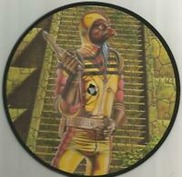 Budgie - Keeping A Rendezvous 1981 7 inch vinyl picture disc single