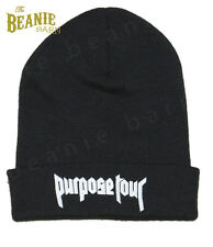 Scopo TOUR CAPPELLO BEANIE Justin Bieber Merchandise