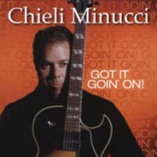 Chieli Minucci - Got It Goin on [New CD]