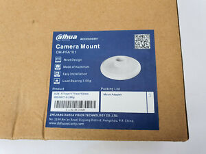 Dahua DH-PFA101 Mount Bracket Adapter Plate for Dome IP Cameras