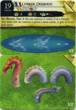 Wizkids Pirates Pocketmodel - Lurker Dessous (Sea monster) SS 003 R