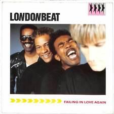 """Londonbeat - Failing In Love Again - 7"""" Record Single"""