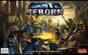 Earth Reborn Board Game - Infinity - Post Apocalyptic
