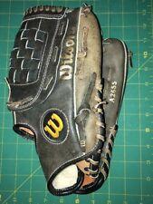 Wilson Baseball Glove Roger Clemens model A2655 vintage RHT