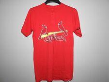 St Louis Cardinals Baseball Jersey Shirt New Mens Sizes