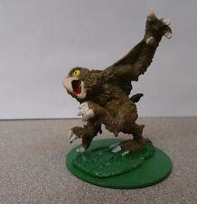 Reaper Bones 77156 Owlbear.  Painted and based.