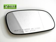 2003-2008 SAAB 9-3 9-5 HEATED Rear View DOOR MIRROR GLASS Driver Side