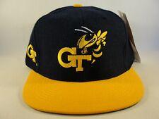Georgia Tech Yellow Jackets NCAA Vintage Snapback Hat American Needle Blockhead