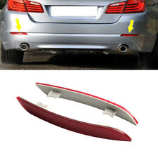Rear Bumper Stop Brake Reflector Side Marker Lamp Fit BMW F10 F18 5 Series10-13