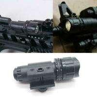 Tactical Light High Performance LED Flashlight /& Practical J8D0