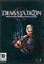 Devastation Resistance Breeds Revolution - Brand New in DVD-Box - PC-Actie