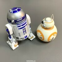 Star Wars R2-D2 & BB-8 Droid Force Awakens Action Figure The Black Series Toy