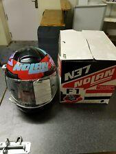 Vintage Nolan Crash Helmet NE7 1992 Rare