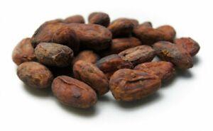 500 gr Kakaobohnen ganze Kakao Bohne roh + unbehandelt - aus Bolivien - Rohkost