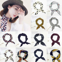 Women Kerchief Triangle Scarf Head Neck Hair Tie Band Bandana Hijab Cheap