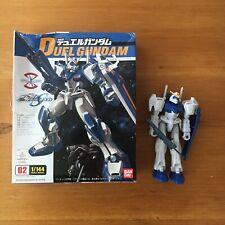 Bandai Duel Gundam Japan 1/144 Model 02 Zodiac Alliance Of Freedom Treaty Robot