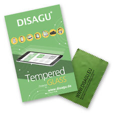 2x DISAGU tempered Glass für iRiver P8 Displayschutz Schutzglas Hartglas 9H