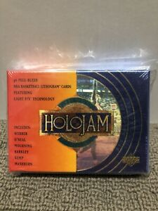 Michael Jordan 1993-94 Upper Deck Holojam Set SEALED MINT PSA BGS 10? 💎🔥 Shaq