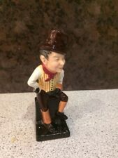 "ROYAL DOULTON ""Sam Weller"" The Pickwick Papers Character Figurine"