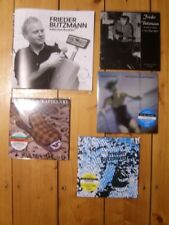 Frieder Butzmann album 1-4 4xcd Boxset 79-87 Japon nouvelles constructions Throbbing Gristle