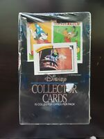 1991 Impel Disney Collector Cards Factory Sealed Box!