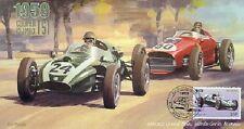 1959 COOPER-CLIMAX T-51 AND FERRARI D246, MONTE CARLO, MONACO F1 Cover