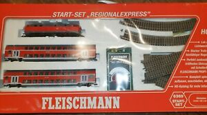 START-SET REGIONALEXPRESS, FLEISCHMANN 6369