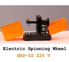 Electric Spinning Wheel Handmade Russia Machine Dog Yarn Wool English Manual New