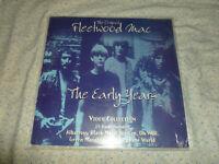 laserdisc pal -  THE ORIGINAL FLEETWOOD MAC: THE EARLY YEARS - rare
